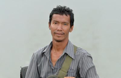 Mr. Diaw (Mr.Tai's Son)